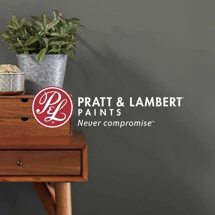 Shop Pratt & Lambert paint at Baller Hardware