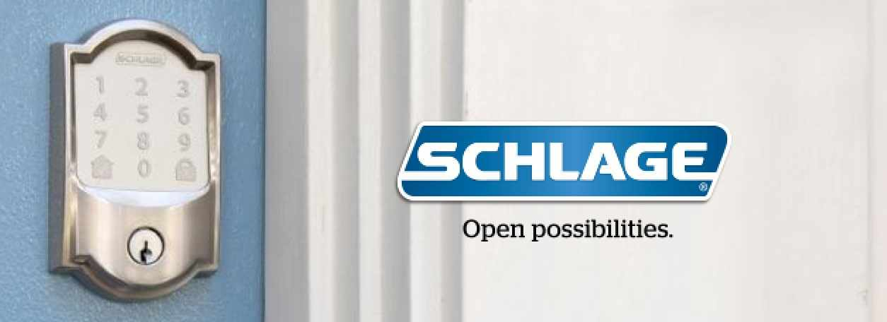 Shop Schlage locks at Baller Hardware