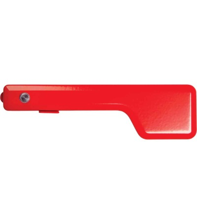 Architectural Mailboxes Red Galvanized Steel Replacement Flag Kit