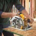 DeWalt 7-1/4 In. 15-Amp Circular Saw with Electric Brake Image 3