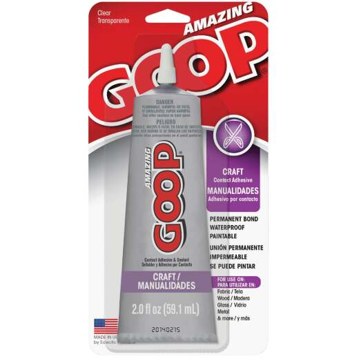 Amazing Goop 1 Oz. Craft Art Multi-Purpose Adhesive