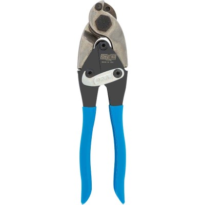 Channellock 9 In. 3/32 In. Hardwire & 5/32 In. Wire Rope Cable Cutter