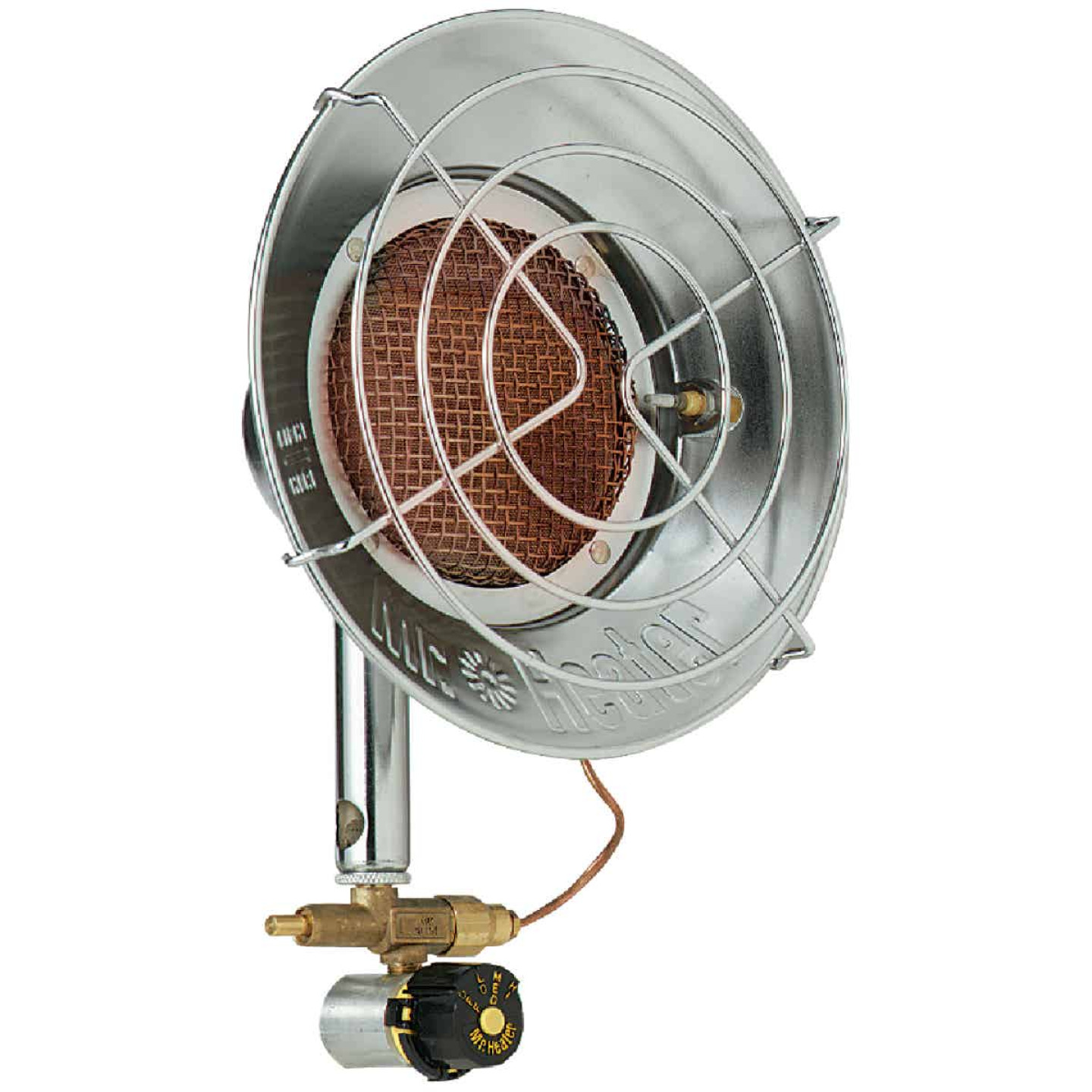 MR. HEATER 15,000 BTU Radiant Single Tank Top Propane Heater Image 1