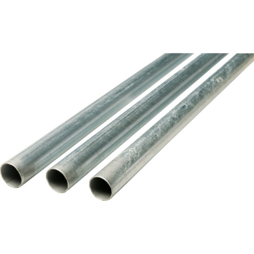 Allied Tube 1 In. x 10 Ft. EMT Metal Conduit