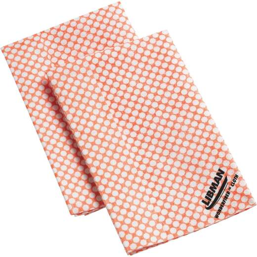 Libman Wonderfiber Cleaning Cloths (2 Count)