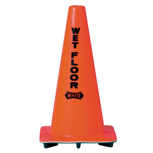 Impact 18 In. H. Wet Floor Cone