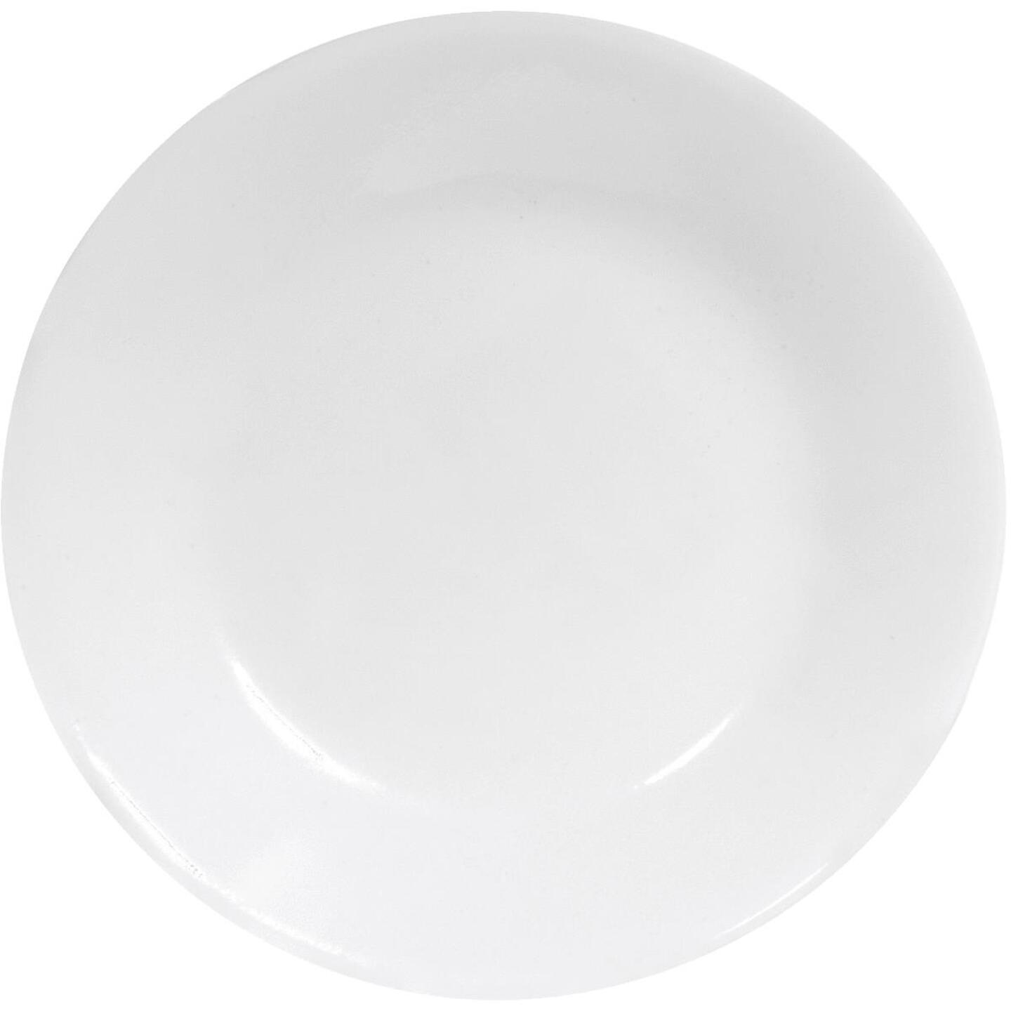 Corelle 6.75 In. Winter Frost White Salad Plate  Image 1
