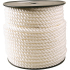 Do it 1/2 In. x 250 Ft. White Twisted Nylon Rope Image 1