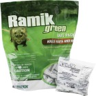 Ramik Green Pellet Bait Pack Rat And Mouse Poison (16-Pack) Image 1