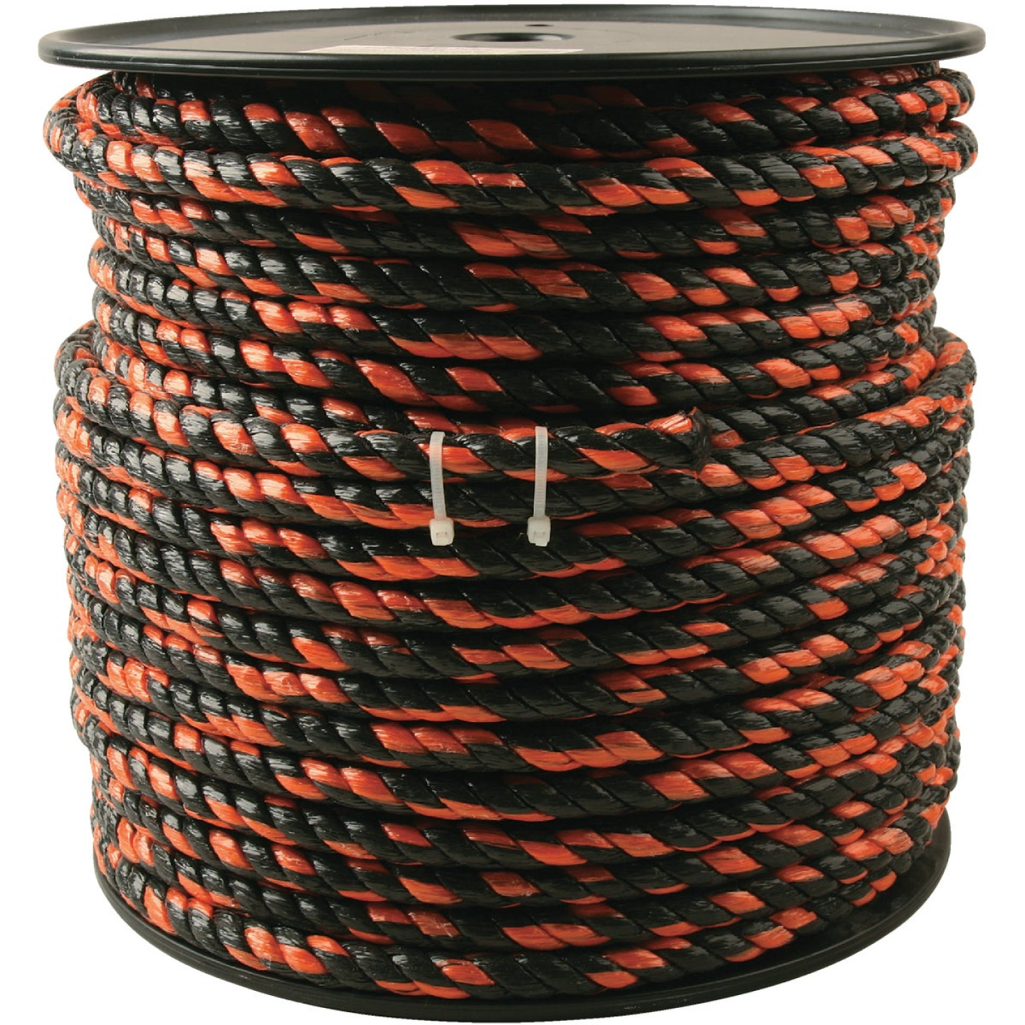 Do it 1/2 In. x 250 Ft. Orange & Black Truck Polypropylene Rope Image 1