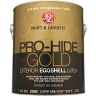 Pratt & Lambert Pro-Hide Gold Latex Eggshell Exterior House Paint, Super One-Coat White, 1 Gal. Image 3