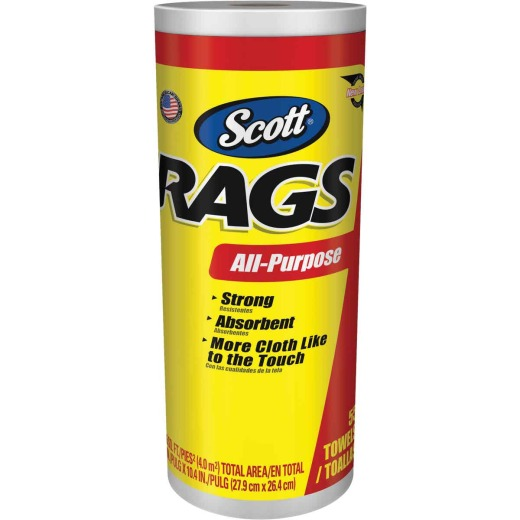 Scott Rags On A Roll (55 Count)