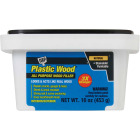 Dap Plastic Wood 16 Oz. Natural All Purpose Wood Filler Image 2
