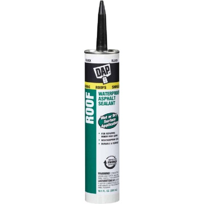 DAP 10.1 Oz. Waterproof Roof Sealant