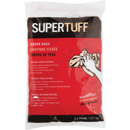 Trimaco SuperTuff 8 Oz. Painter's Rags
