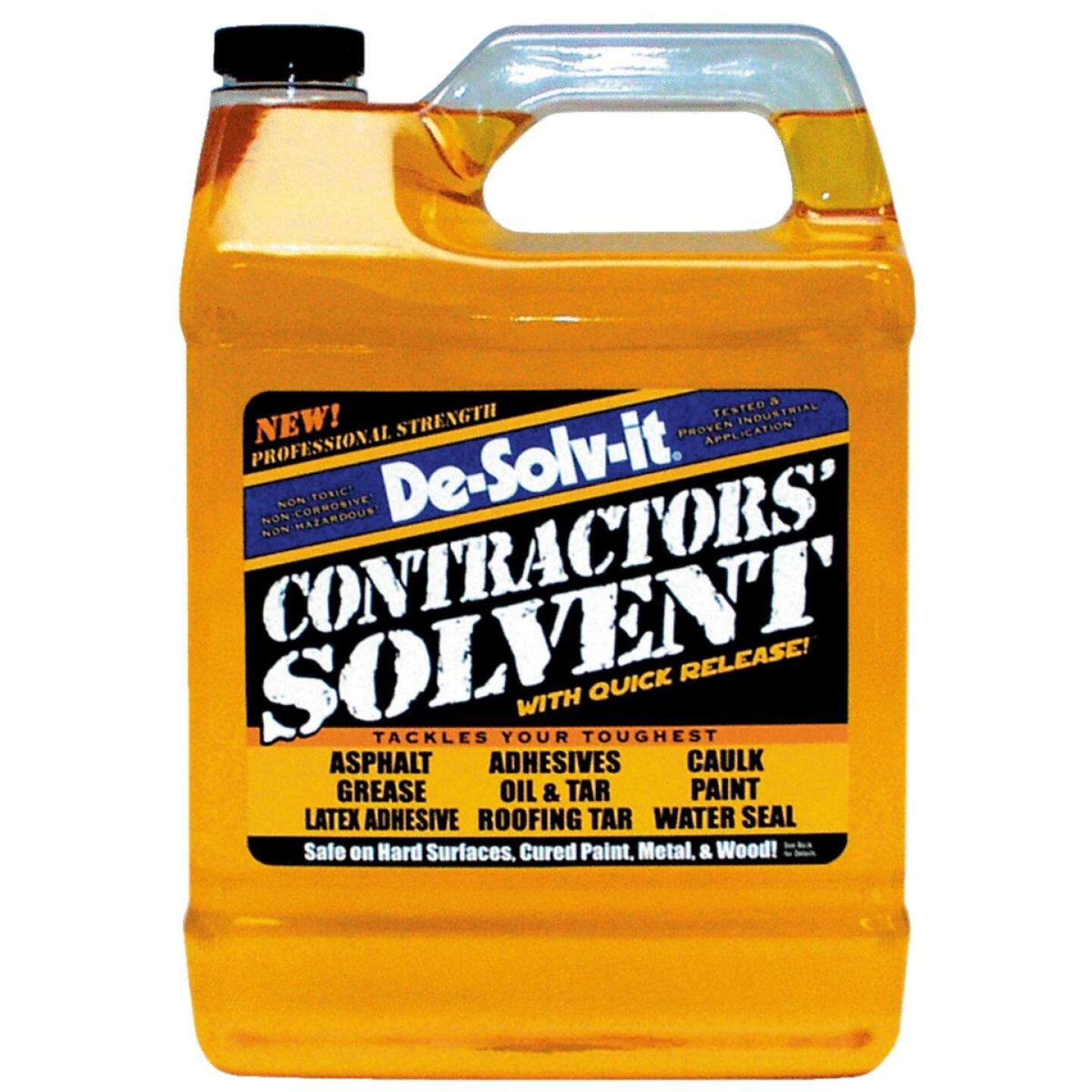 De-Solv-it 1 Gal. Contractors' Solvent Adhesive Remover Image 1