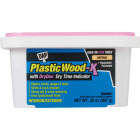 Dap Plastic Wood-X 32 Oz. All Purpose Wood Filler with DryDex Dry Time Indicator Image 2