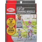 Bell Sports EZ 12 In. to 20 In. White Training Wheels Image 1