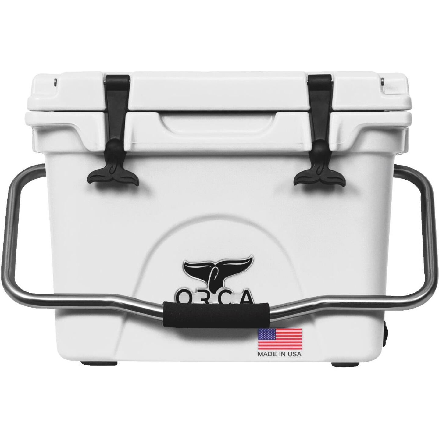 Orca 20 Qt. 18-Can Cooler, White Image 1